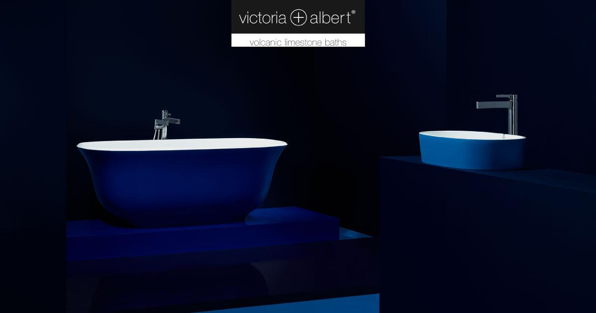 Baignoire Victoria Albert