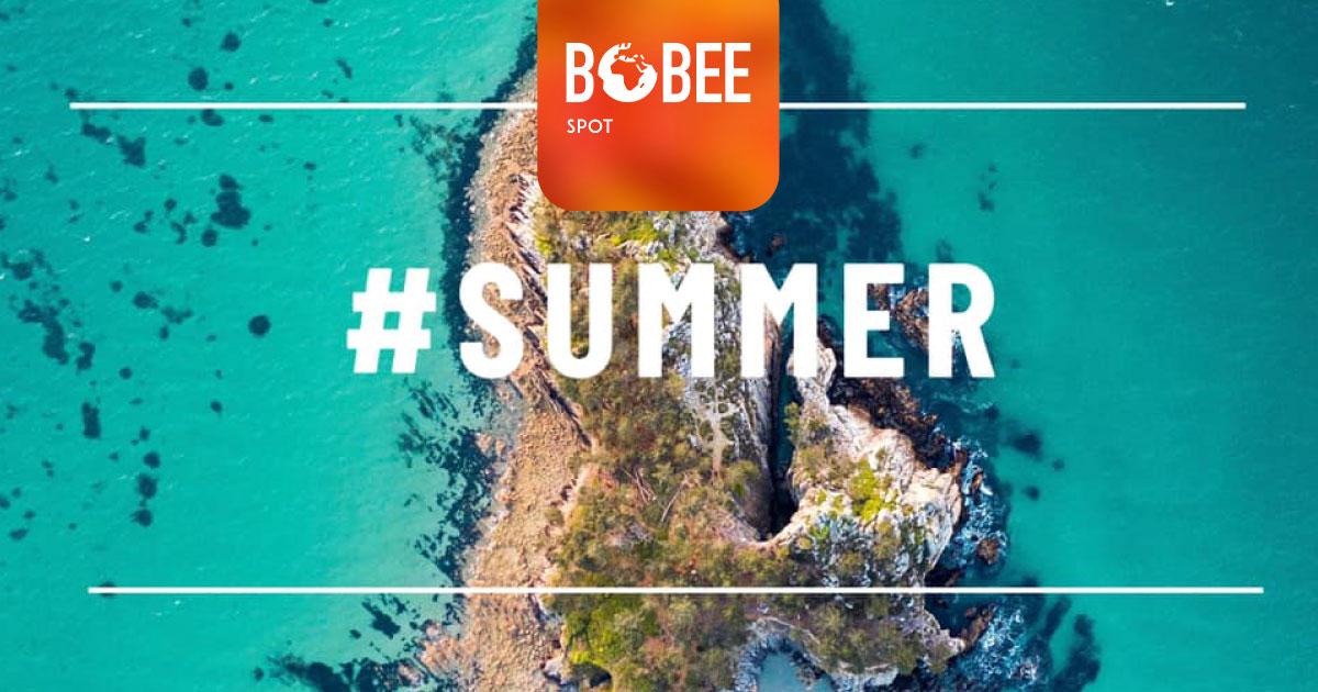 Bobee spot application de voyages